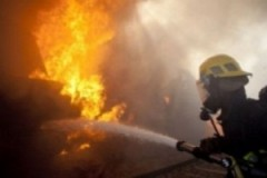 Incendiu cauzat de coşul de fum neprotejat