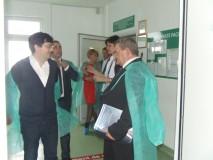 Ministerul Sănătăţii va sprijini reabilitarea ambulatoriului Spitalului Judeţean