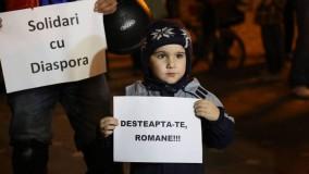 Solidari cu românii din diaspora, zălăuanii se pregătesc de protest
