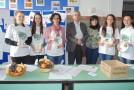 """Problematica alimentaţiei sănătoase, dezbătută la Şcoala """"Corneliu Coposu"""""""
