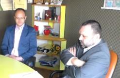 Radio Transilvania – Rotisorul Politic. Invitat: Valer Crisan – vicepresedinte PNL Salaj