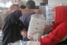 Începe distribuirea pachetelor cu alimente de la Uniunea Europeană