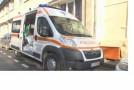 """Maşinile Serviciului de Ambulanţă, """"încălţate"""" de iarnă"""