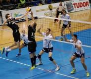 Volei Municipal Zalău a bifat a zecea victorie a sezonului