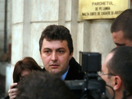 Şi miniştrii plâng câteodată: Zălăuanul Codruţ Şereş, condamnat definitiv la închisoare pentru trădare