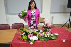 Florica Pop, reconfirmată în funcţia de manager la Biblioteca judeţeană
