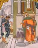 Popas duhovnicesc: Antitezele credinței (Luca 18:10-14)