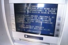Băncile, obligate să afişeze comisioanele la bancomat