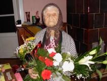 Maria Albu – centenară!