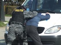Exerciţii demonstrative la Zalău, de Ziua Poliţiei Române