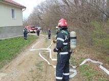 Weekend de foc pentru pompierii sălăjeni