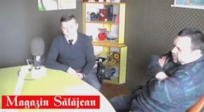 Radio Transilvania – Rotisorul politic. Invitat: Paul Maghiu – purtator de cuvant al PNL Salaj