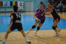 Două jucătoare de la HC Zalău se pregătesc pentru Trofeul Carpaţi