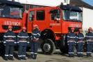 Pompierii zălăuani şi-au testat timpii de reacţie