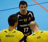 Zălăuanii acuză arbitrajul după a doilea meci al finalei