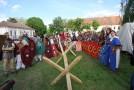 """Patrimoniul istoric din Sălaj, promovat de """"Amicii Muzeului"""" la Festivalul Roman """"Apulum"""""""