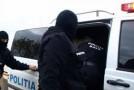 UPDATE Acţiune în forţă a mascaţilor în zona Sălii Sporturilor din Zalău