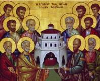 Popas duhovnicesc: Căutând unitatea Duhului (Ioan17,1-13)