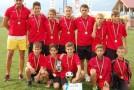 Viitorul Zalău a devenit pentru a doua oară consecutiv campioană la juniori D