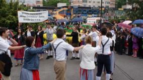 Sărbătoare în comunitatea germanilor din Sălaj