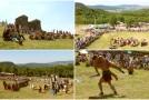 """Cucerirea şi abandonarea Daciei – """"lecţie de istorie vie"""", la Porolissum Fest"""