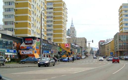 """""""Zilele Zalăului"""" blochează traficul în centrul municipiului"""