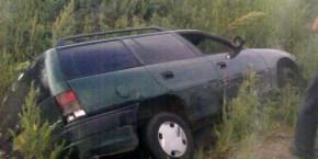 Adolescentă accidentată în Bălan