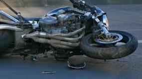 Motociclist accidentat în Zalău