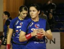 Sabine Klimek, noua jucătoare din lotul echipei HC Zalău