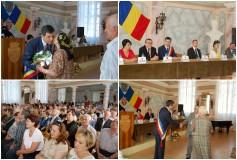 Cuplurile de aur și elevii eminenți, sărbătoriți de Primăria Zalău