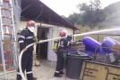Pompierii din Ileanda şi-au testat timpii de reacţie