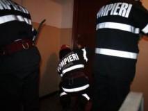 Zălăuancă de 82 de ani, salvată de pompieri