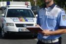 Mii de amenzi şi zeci de permise reţinute de poliţiştii sălăjeni