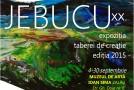 Lucrările de artă realizate în tabăra de la Jebucu, în expoziţie la muzeu