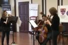 """""""Quarto d'Oro"""" – în recital la Centrul de Cultură"""