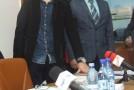 Susţinut de PSD, Mihai Herţe a trecut de la straiele de staroste la costumul de consilier judeţean