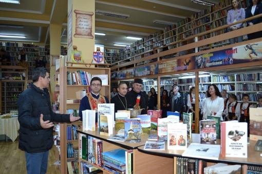 """La Zalău s-a inaugurat cea mai modernă """"Staţie de carte"""" din ţară"""
