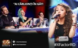 Zălăuanca Daniela Stoica merge mai departe la X Factor