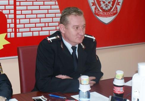 Sălăjeanul Sorin Mureşan, la comanda ISU Bucureşti