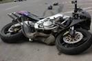 Motociclist rănit în Pericei