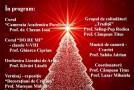 """Pentru zălăuani,  """"Concert de Crăciun"""" cu intrare liberă"""