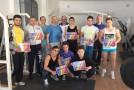 """Sportivii """"cu greutate"""" din Şimleu Silvaniei s-au întrecut la """"Cupa Unirii"""""""