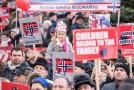 Sălăjenii sunt chemați în stradă pentru a fi solidari cu familia Bodnariu