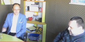 Radio Transilvania – Rotisorul Politic. Invitat: Valer Crisan – prim-vicepresedinte PNL Salaj