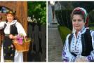 """La """"Sărbătorile primăverii la Szeged"""", Ileana Graţiana Pop şi Lucreţia Bolba promovează tradiţiile folclorice cu şnur de mărţişor din Sălaj"""