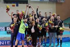 Volei Municipal Zalău câştigă primul trofeu al sezonului