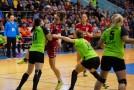 HC Zalău a încheiat în lacrimi partida cu Dunărea Brăila