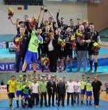 Volei Municipal Zalău, singura echipă din România cu două medalii în acest sezon