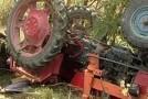 Tragedie la Tusa: a murit strivit de tractor