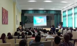 Educaţie financiară în şcolile din judeţ cu specialiști ai Băncii Naţionale a României